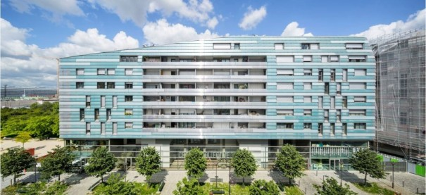 Paris Habitat architecte Franklin Azzi