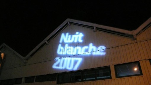Nuit Blanche rue cardinet